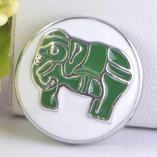 Beauty Green Elephant 18MM...