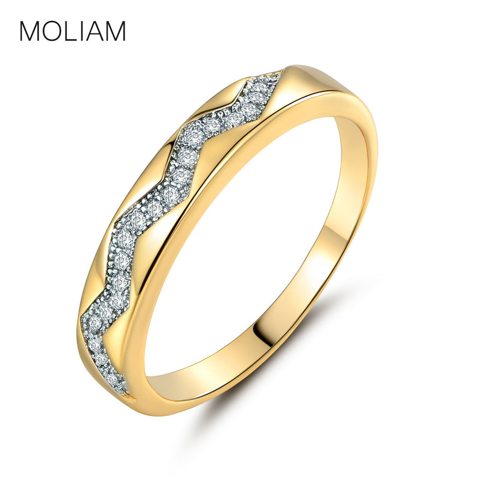 gold tricolor band designer in silvex jewelry plated product silver rings free one sterling ladies starsun wholesale jewellery ring cz nickel marketing images