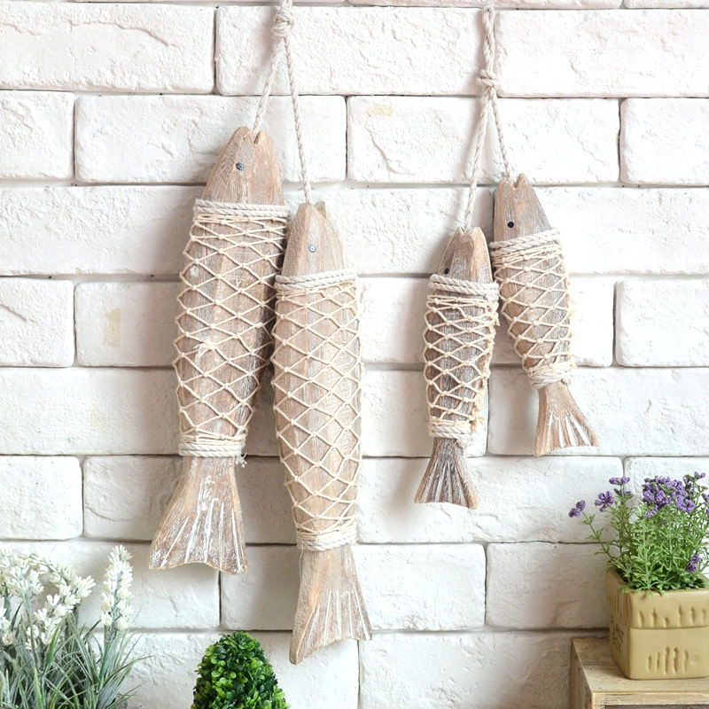 Wooden Fish Wall Decor online buy wholesale wooden fish wall decor from china wooden fish
