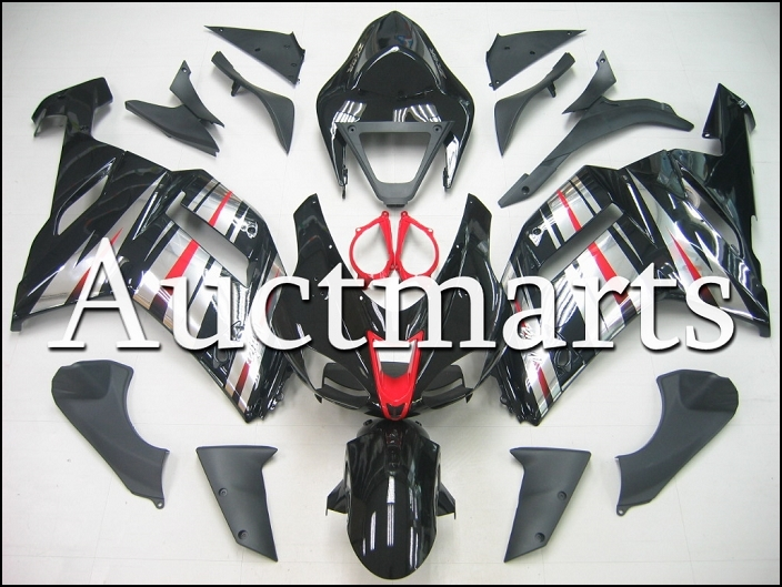 Fit for kawasaki ZX-6R 2007-2008 high quality ABS Plastic motorcycle Fairing Kit Bodywork ZX6R 07-08 ZX 6R CB32 hot sales popular cowling for zx 6r 07 08 kawasaki ninja zx636 zx 6r 636 zx6r 2007 2008 nakano body fairings injection molding