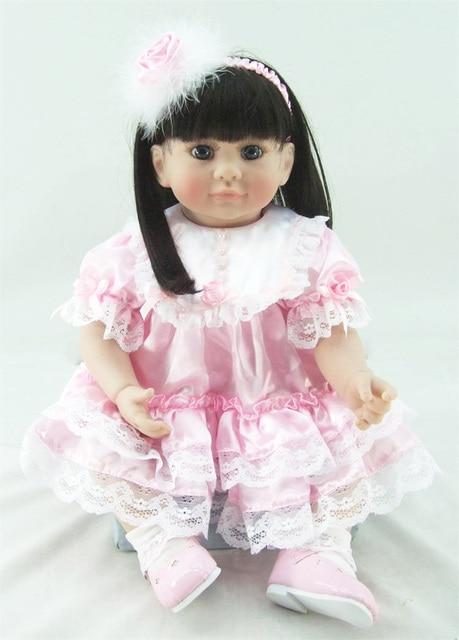 50cm Silicone Vinyl Reborn Baby Doll Toys