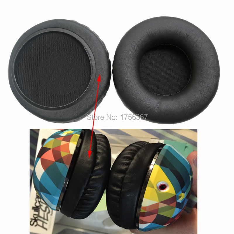 007d6b5c141 Ear pads replacement cover for Skullcandy HESH2.0 HESH 2.0 ...