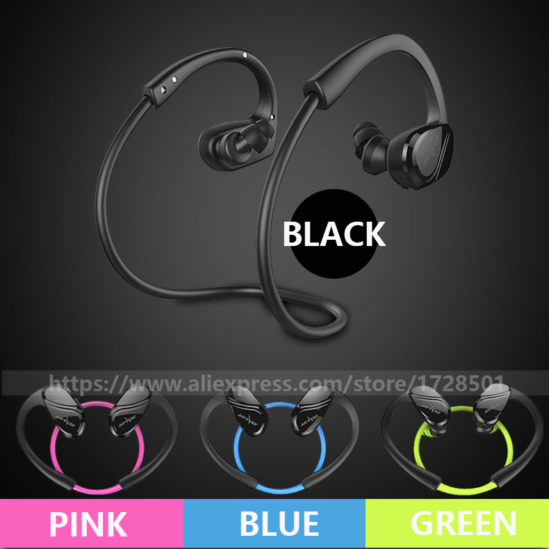 ZEALOT H6 Waterproof Fitness Bluetooth Earphone HiFi Stereo Wireless Running Headphone Sports Headset With Microphone zealot b5 bluetooth headphone wireless stereo earphone bluetooth 4 1 headphones headset with microphone for iphone for samsung