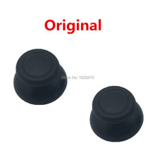 IVYUEEN 2 pcs Authentic Excessive High quality 3D Analogue Thumbsticks for Sony Dualshock Four PS4 DS4 Controller Analog Stick Cap Grips