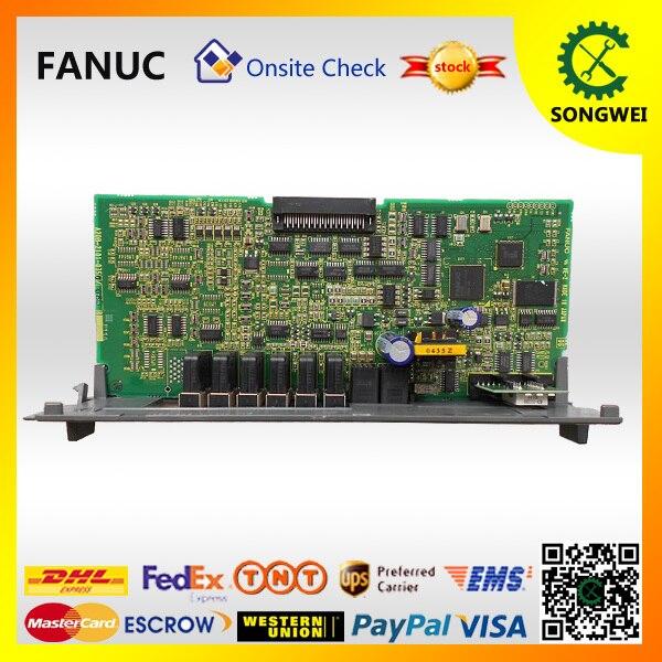 CNC schaltung pcb karte Fanuc spindel verstärker steuerkarte A20B 2101 0350 in CNC schaltung pcb karte Fanuc spindel verstärker steuerkarte ...