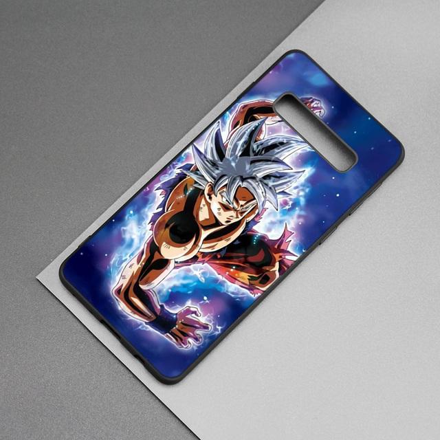 Dragon Ball Goku Cover Case for Samsung Galaxy Models