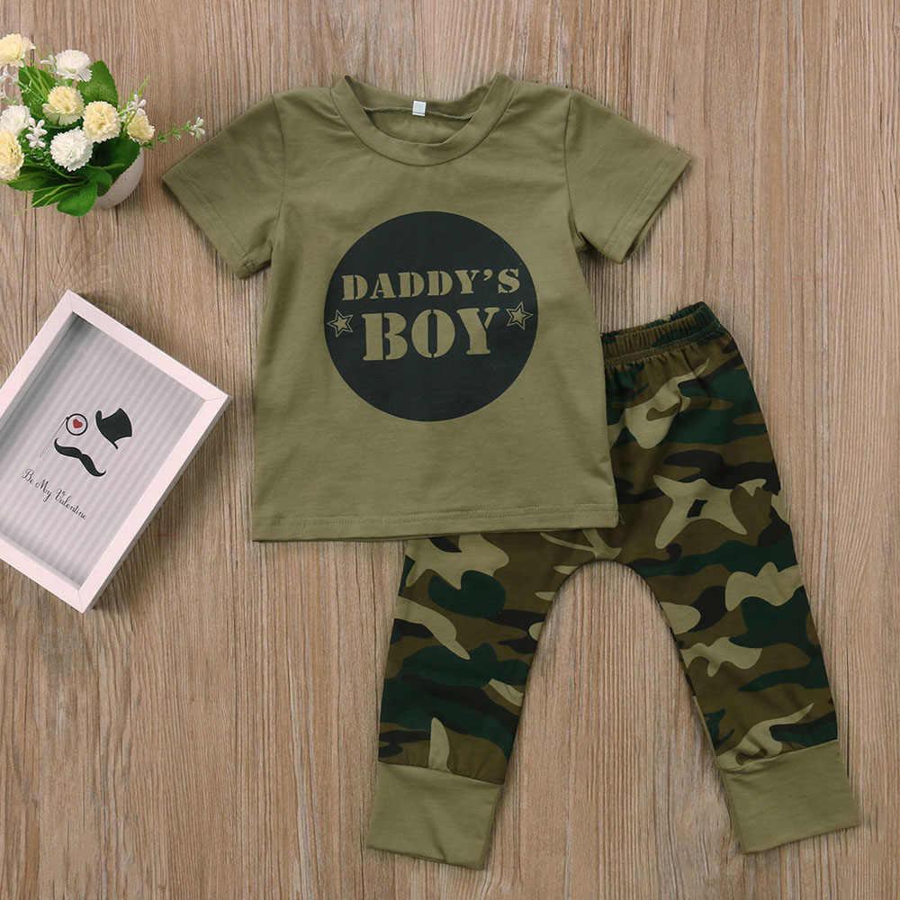 72ba1c5f8 Detail Feedback Questions about summer Army Green Boy Girl New born ...