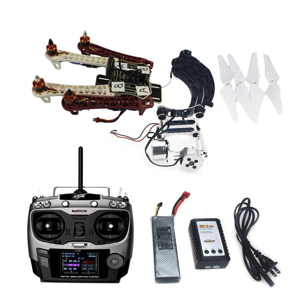 F02192-U JMT Assembled HJ 450 450F 4-Aix RFT Full Kit with APM 2.8 Flight Controller GPS Compass & Gimbal купить бритаского голубого котенка спб
