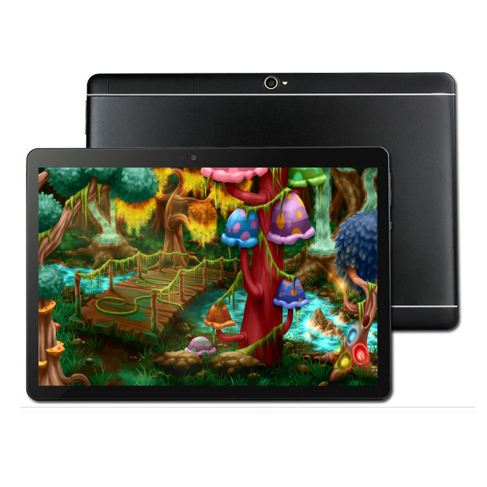 Octa Core 10 inch 3G 4G LTE Tablet PC Android 7.0 Octa Core 4GB RAM 32GB ROM Dual SIM 5.0MP 1280*800 IPS Tablets 10.1 the tablet pc android 5 1 octa core 9 6 inch 3g 4g lte 4gb ram 64gb rom dual sim card phone call gps 1280 800 ips tablets 10
