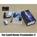 Специальный Лазер Задний Противотуманный Фонарь/Для Land Rover Freelander 2 2006 ~ 2015/Супер Водонепроницаемый Сзади Автомобиля Хвост столкновение-Сигнальные лампы