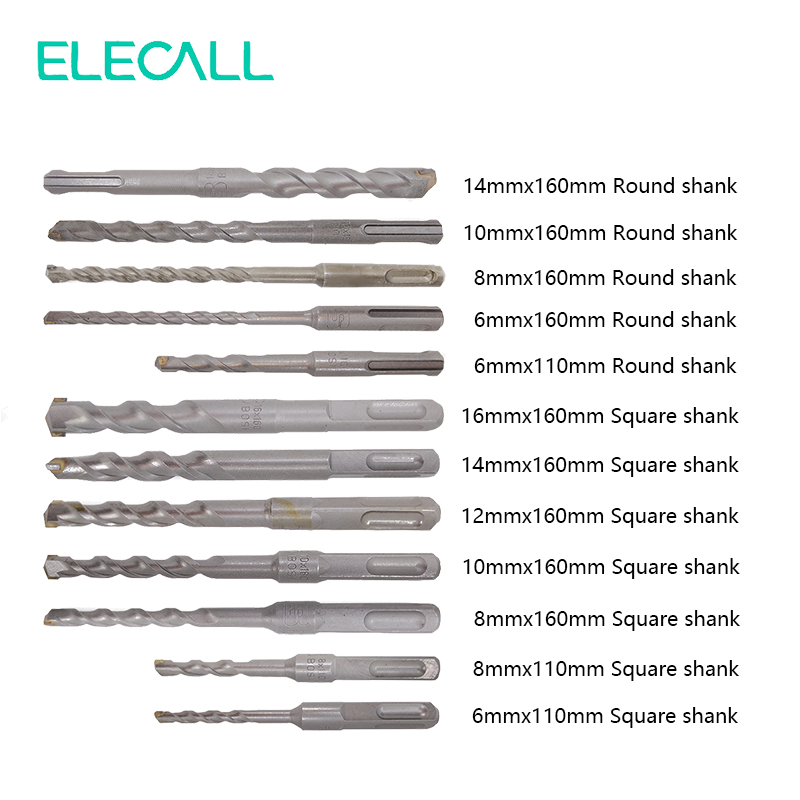ФОТО Best Sale 12pcs/set Twist Drill Bit For Metal 40CR chrome-vanadium Steel Drilling Woodworking Tool 6/8/10/12/14/16mm