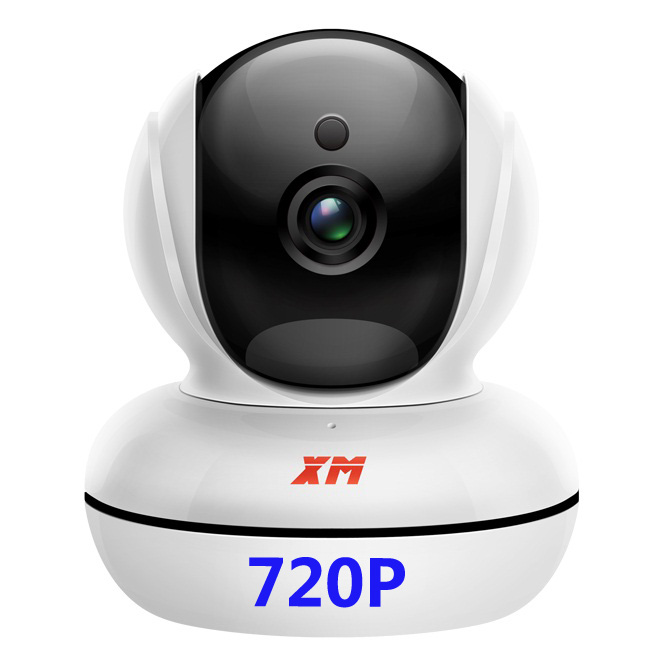720P XM Wireless IP Camera Day Night Vision WIFI Indoor Infrared Security Surveillance Dome Camera