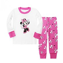35971ee01b63d Pas cher Prix Nouveau vêtements de Nuit Pour Enfants Bébé vêtements De Nuit Filles  Pyjamas 100% Coton Garçons Enfants Pyjamas Ma.