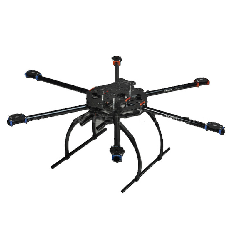 Tarot FY680 FPV Hexacopter Aircraft TL68B02 Folding Aluminum Tube Hexa Copter for Aerial RC Photography 39