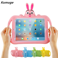 For New iPad Pro 10.5 2017 Released Shockproof EVA Foam Tablet Stand Cover Case for iPad 10.5 inch for Kids Children Coque+Pen