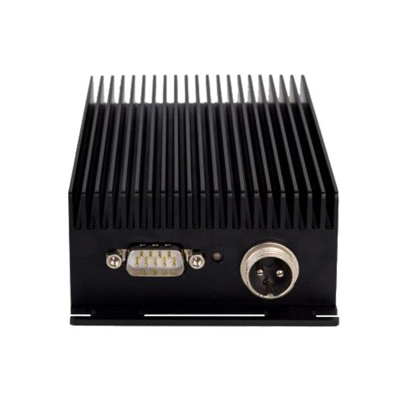 Image 2 - 115200bps 25 Вт беспроводной приемопередатчик 433 МГц передатчик 230 МГц приемник rs232 и rs485 коммутационный шкаф ОВЧ радио 20 км беспроводной связи-in Фиксированные беспроводные терминалы from Мобильные телефоны и телекоммуникации