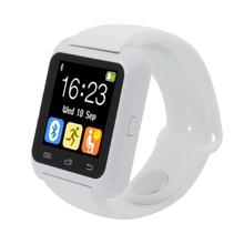 Hohe qualität bluetooth 4,0 smartwatch pedometer gesunde smart watch u80 für iphone lg samsung telefon