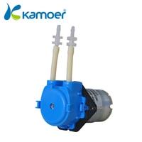 Kamoer New KP Peristaltic Pump 3V 6V 12V 24V DC Water Pump With Pharmed BPT Tubing