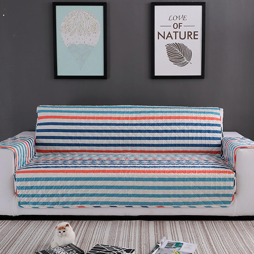 High Quality Double Side Sofa Cushion Pets Dogs Sofa Covers Waterproof Removable Couch Recliner Slipcovers Furniture Protector in Sofa Cover from Home Garden