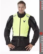 NERVE kang ride safety vest vest Motorcycle reflective vest Multi-function reflective