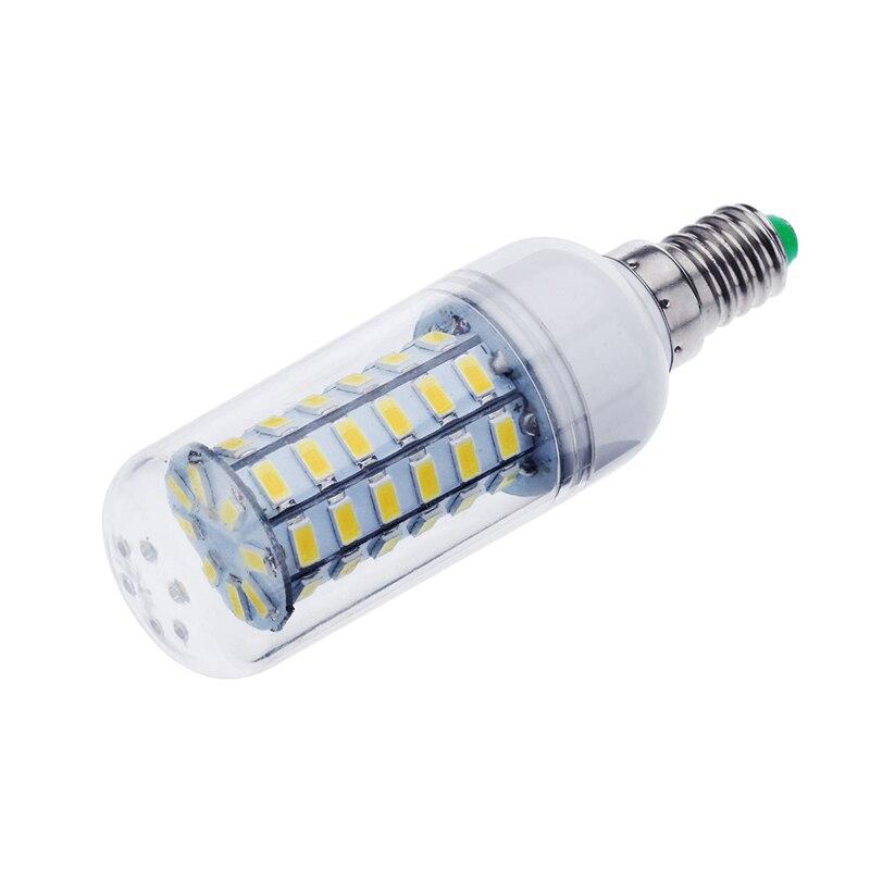 Mini 220 240V Energy Efficient 15W E27 5730SMD 56LED Corn