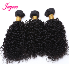 Монгольская причудливая завивка для наращивания волос 3 шт. человеческие волосы на Трессах Tissage Cheveux Humain волосы натурального цвета