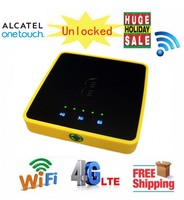 Original Unlock Alcatel Y853 100Mbps 4G Modem With Sim Card Slot And 4G LTE Mobile WiFi Hotspot
