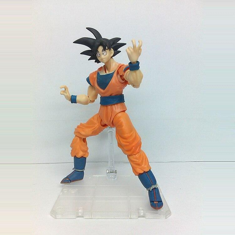 15Cm - Dragon Ball Z Figure Goku