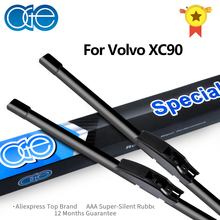 Oge Front And Rear Wiper Blades For Volvo XC90 2002-2018 High Quality Rubber Windscreen Windshield Car Accessories