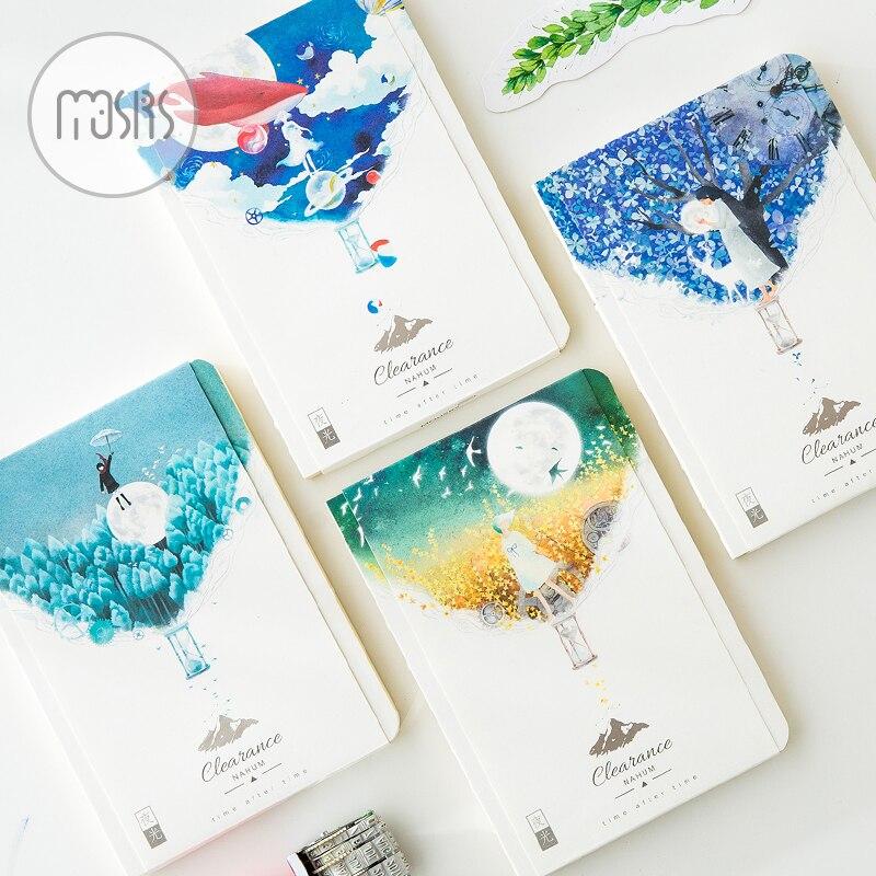 Neue skizzenbuch für Zeichnung Schule Notebook-papier 80 Sheets Nette Sketch Büro Schulbedarf Geschenk