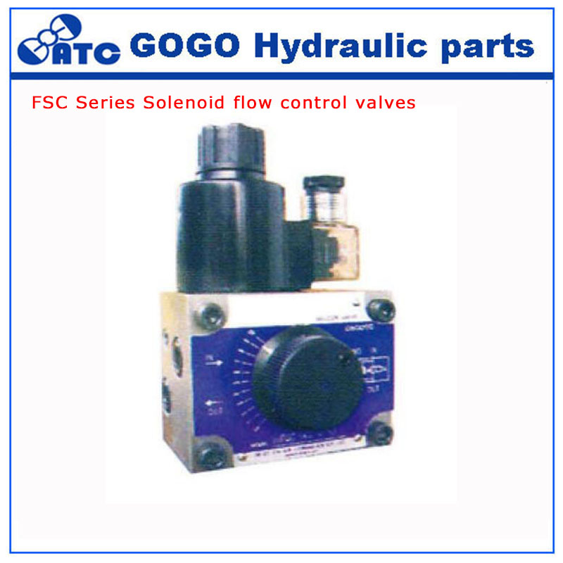 Warnen Fsc Serie Stromventile (druck Kompensiert Typ) Neueste Mode