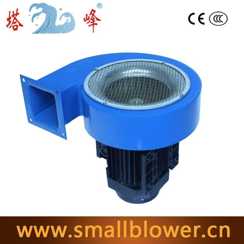 550watts centrifugal blower fan industrial air cooling fan 220v 50hz copper motor title=