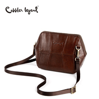 Cobbler Legend Shell Summer Genuine Leather Bag Female Clutch Phone Crossbody Bags Cosmetic Famous Brand Women