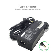 New Real 10.5V three.8A 40W AC Adapter For SONY VAIO VGP-AC10V10 VGP-AC10V9 VGP-AC10V73 Netbook With 5V 1A USB Laptop computer Charger