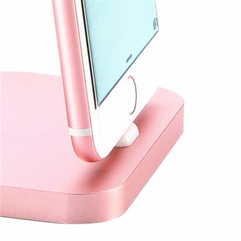 Charging Base Dock Station Cradle Desktop Docking Charger For iPhone X 7 8 5 SE 5S 6 6S 6 Plus Sync Cradle Charger Base