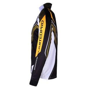 2018 Новая летняя брендовая одежда для рыбалки быстросохнущая рубашка для рыбалки дышащая уличная спортивная одежда с защитой от УФ походная одежда для рыбалки