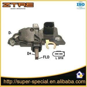 ALTERNATOR VOLTAGE REGULATOR For IB225 F00M145350 F00M145225 F00M144136 F00M145209 VR-B254 90A 140A ALTERNATOR(China)