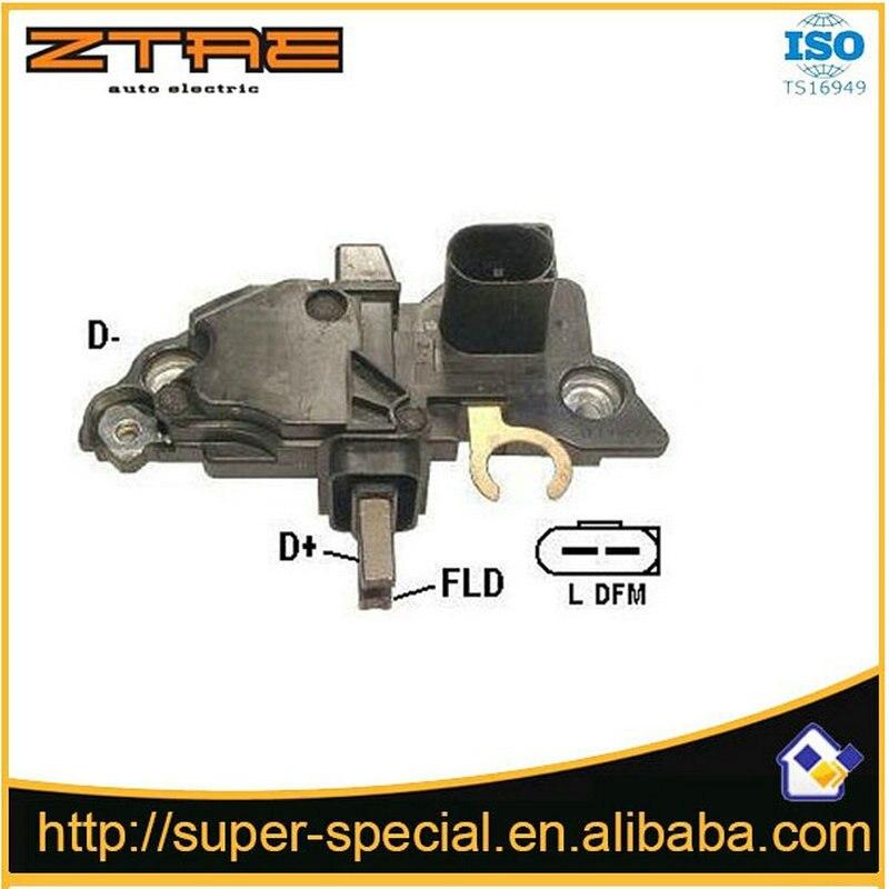 LICHTMASCHINE SPANNUNG REGLER Für IB225 F00M145350 F00M145225 F00M144136 F00M145209 VR-B254 90A 140A LICHTMASCHINE