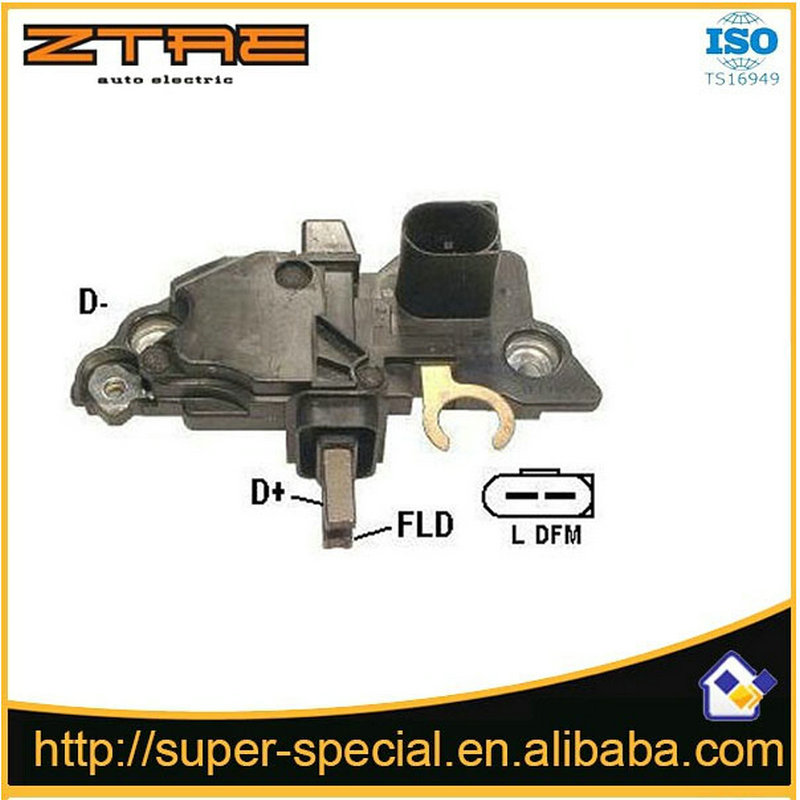 Regulador de voltaje de alternador para IB225 F00M145350 F00M145225 F00M144136 F00M145209 VR-B254 90A 140A alternador