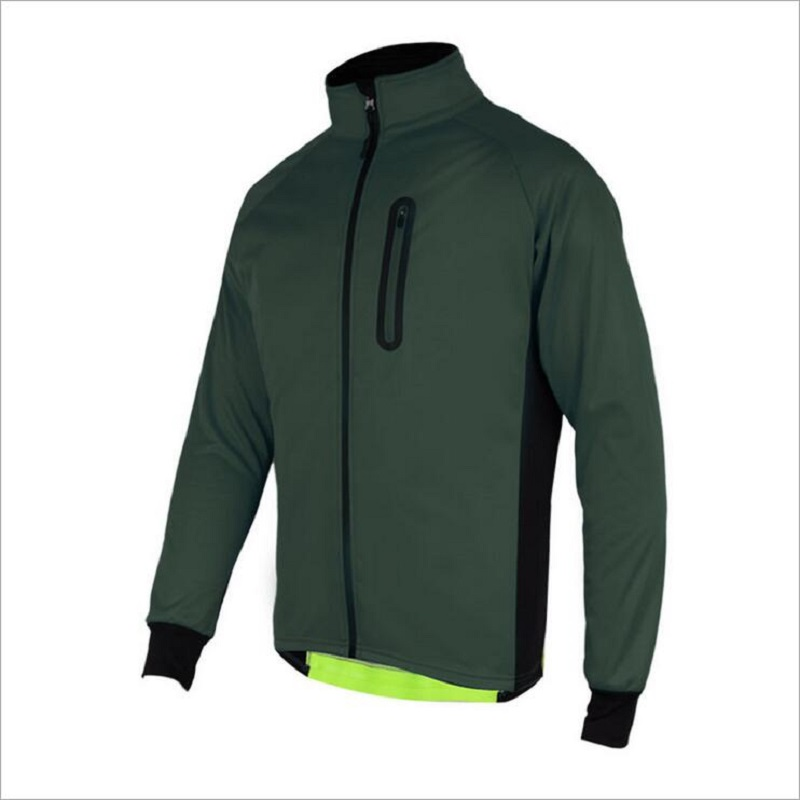 Zealtoo Mens Ropa Ciclismo Cycling Jackets Windproof Waterproof Coat Keep Warm Green blue Spring Autumn Winter Cycling Clothing in Cycling Jackets from Sports Entertainment