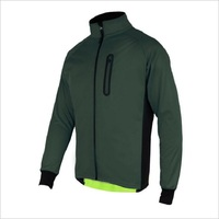Zealtoo Mens Ropa Ciclismo Cycling Jackets Windproof Waterproof Coat Keep Warm Green Blue Spring Autumn Winter
