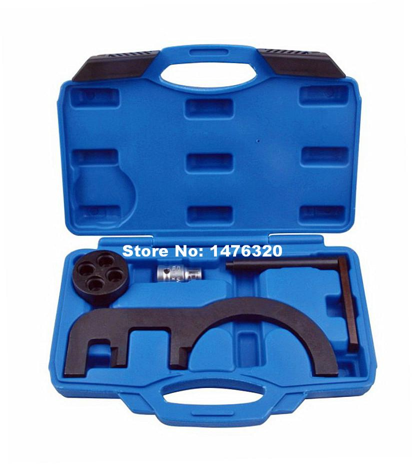 Automotive Engine Timing Camshaft Setting Locking Tool Kit For BMW N47 2.0 Engine AT2115 engine camshaft locking setting timing tool kit for land rover jaguar 3 2 3 5 4 0 4 2 4 4 v8 st0232