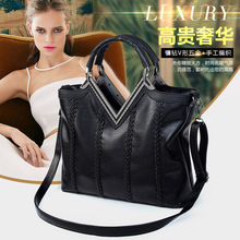 Famous Designer Brand Bags Women Sheep Leather Handbags 2016 Luxury Ladies Rhinestones Hand Bags Purse Fashion Shoulder Bags
