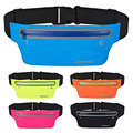 Rimix.Sports Running Waist Pack for phone bag earphone Reflective simple Trainning Hiking Waist Bag Pouch Waist Belt For Travel.