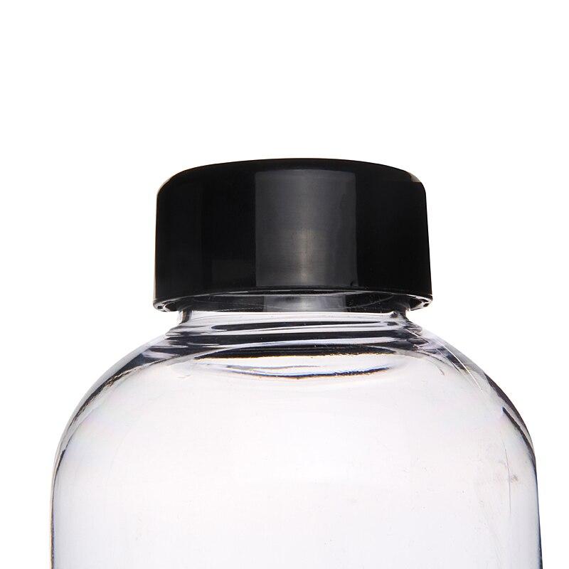 OWNPOWER Plastic Water Bottle 600ml/900ml Large Capacity Drinkware Portable Sport My Letter Drinking Water Bottle NEW Drink Gift