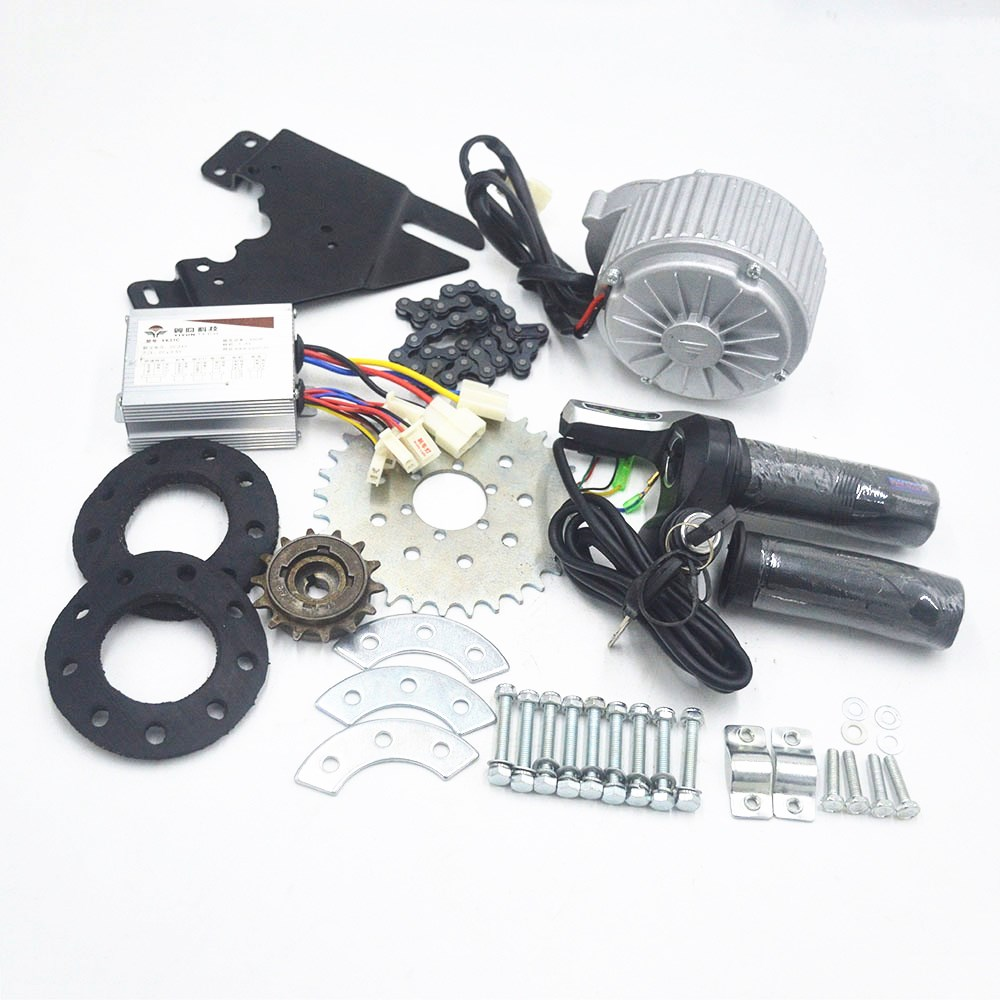 24V 36V 450W electric bike bicycle conversion kit Mid Drive Motor Electric Bike Ebike Electric Bicycle
