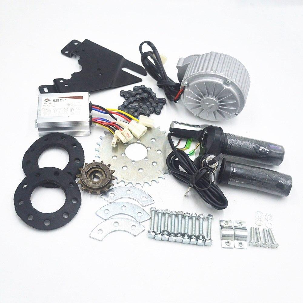 24 V/36 V 450 W электрический велосипед велосипеды; комплект для переоборудования Mid-Drive велосипед с электродвигателем электровелосипед Электрич...