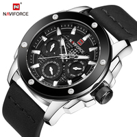 NAVIFORCE Luxury Famous Brand Man S Watches Fashion Elegant Quartz Wristwatch Leisure Army Military Design Men