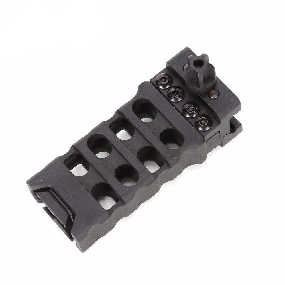 Wargame металлических вертикальная рукоятка легкий Quick Release рукоятки Интимные аксессуары для Nerf игрушечный пистолет