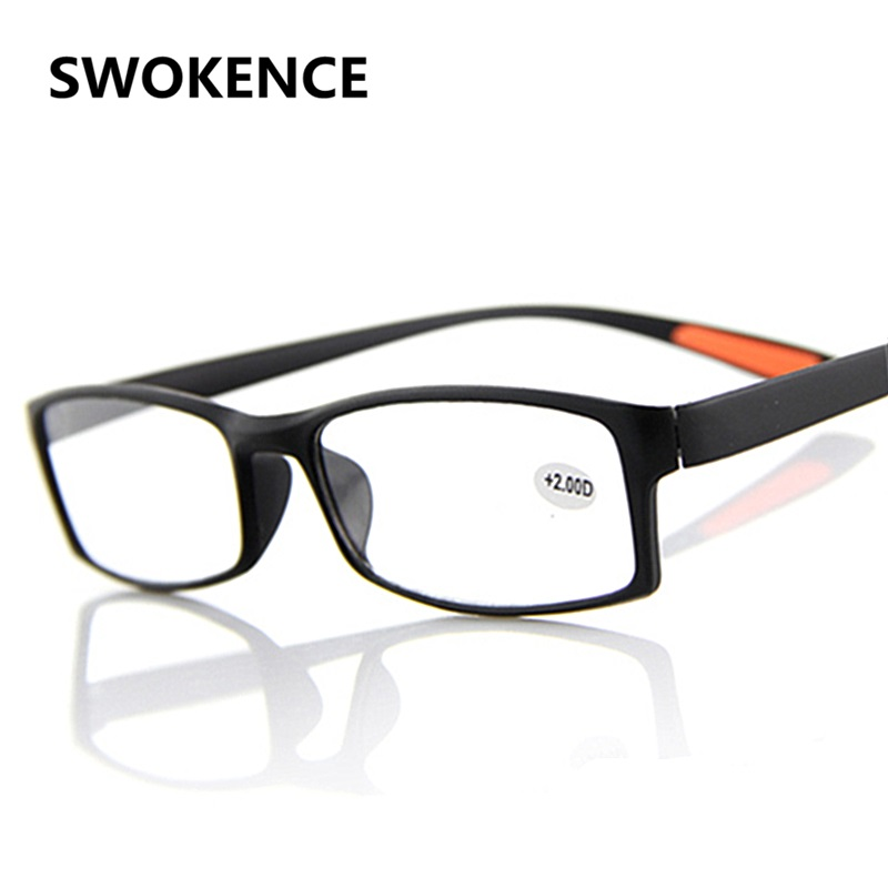 Förderung Ultraleicht Zähigkeit Anti Müdigkeit Tr90 Lesebrille Männer Frauen Hohe Qualität Unzerbrechlich Presbyopie Brillen G410 Billigverkauf 50% Bekleidung Zubehör Damenbrillen